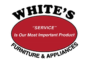 White's Furniture & Appliances Logo